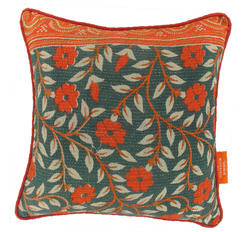 Vintage pillow - Deep Jungle
