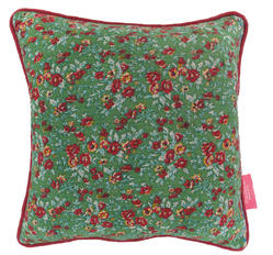 Vintage pillow - Frosty Spruce
