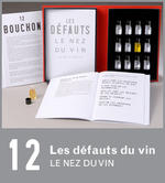 Le Nez du Vin wine faults set