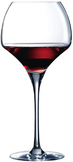 Open Up Tannic wineglass for red wine