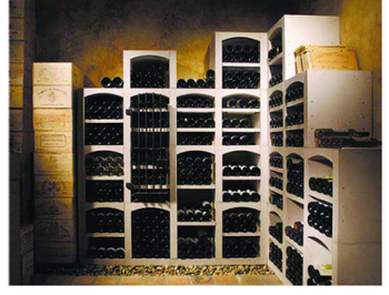 Vinicase winerack from Bourgogne