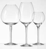 White wine glasses by Richard Juhlin 2 pc