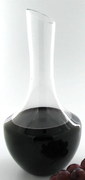 Open up decanter 37,5 cl