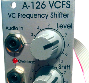 A126 FREQUENCY SHIFTER