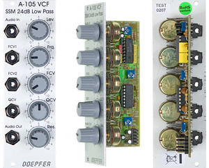 A105 SSM FILTER 24dB LOW PASS