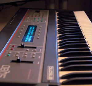 ENSONIQ SQ80 WORKSTATION SYNTH