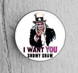 I WANT YOU - SNOWY