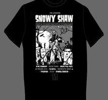 SNOWY SHAW - THE GRAVEYARD