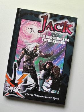 JACK OCH DEN MAGISKA TATUERINGEN (autographed)