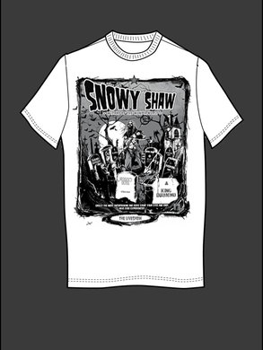 SNOWY SHAW - THE LIVESHOW (WHITE)