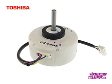 Toshiba fan motor for indoor unit