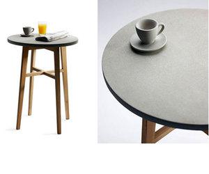 Groda Java, betong/glas