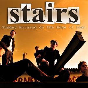 stairs - Sunday morning on the edge of town
