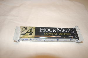 24 Hour Meals Energy bar-Toffee