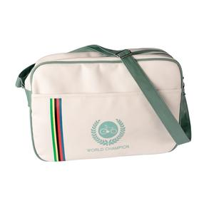 Messenger bag Bike vit
