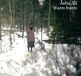ASHA ALI - WARM FRONTS (CD)