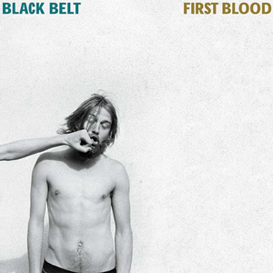 BLACK BELT - FIRST BLOOD (CD)
