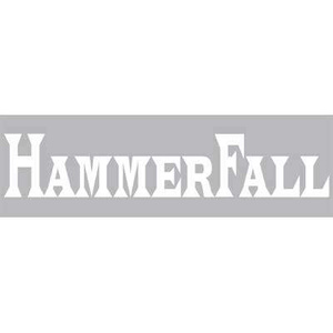 HAMMERFALL - CAR STICKER
