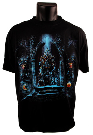 HAMMERFALL - T-SHIRT, LEGACY... (Album Edt.)