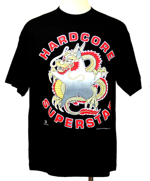 HARDCORE SUPERSTAR - TATTOO DRAGON / STAR