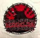 Crucified Barbara - T-shirt, Electric Sky