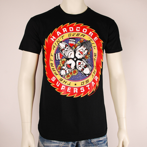 HARDCORE SUPERSTAR - T-SHIRT, ROUND PARTY