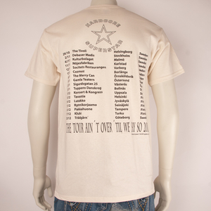 HARDCORE SUPERSTAR - T-SHIRT, ROUND PARTY (WHITE)