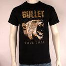 BULLET - T-SHIRT, FULL PULL (LION)
