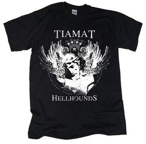 Tiamat - T-shirt, Hellhounds