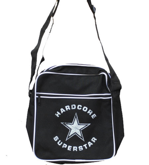 HARDCORE SUPERSTAR - FLIGHT BAG