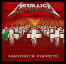 Metallica - Patch, Master of Puppets
