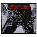 Mötley Crüe - Patch, Too fast for love