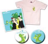 LEKISJAZZ - STORT PAKET T-SHIRT