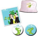 LEKISJAZZ - STORT PAKET HATT