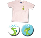 LEKISJAZZ - MELLANPAKET T-SHIRT