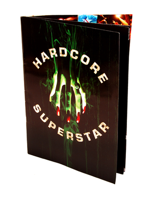 HARDCORE SUPERSTAR - BIO/PHOTO BOOK
