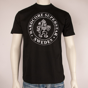 HARDCORE SUPERSTAR - T-SHIRT, SWEDEN