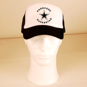 HARDCORE SUPERSTAR - TRUCKER CAP, LOGO