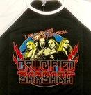 Crucified Barbara - Baseball, I Sell my Kids for Rock n Roll
