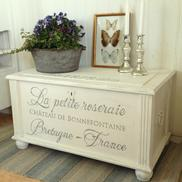 Kista shabby chic La petite roseraie