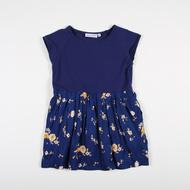 ACAPULCO FLORO DRESS BLUE