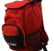 Back Pack - Red