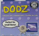 DODZ Adhesive Dots 6 mm