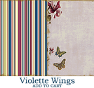 Webster´s - Nature´s Storybook Violette Wings