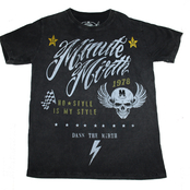 T-shirt Minute Mirth - Vintage