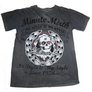 T-shirt - Minute Mirth´- Vintage