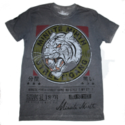 T-shirt - Minute - Vintage