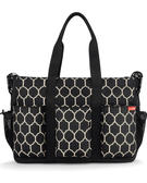 Diaper bag Skip Hop Duo Double Deluxe - Onyx Tile