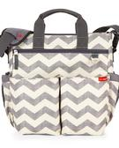 Diaper bag Skip Hop Duo Signature, Chevron