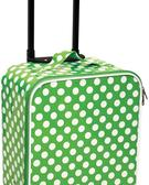 Jabadabado, Travel bag, Trolley, Lime